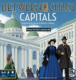Stonemaier Games Solde: Between Two Cities: Ext. Capitals (EN)