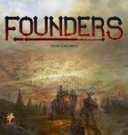 Cephalofair Games Solde: Founders of Gloomhaven (EN)