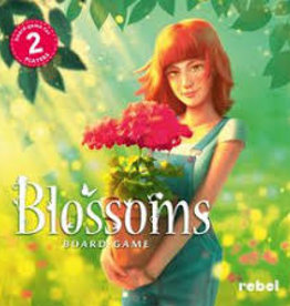 Rebel Games Blossoms (EN) (Commande speciale)