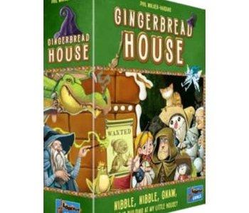Gingerbread House (EN) (commande spéciale)