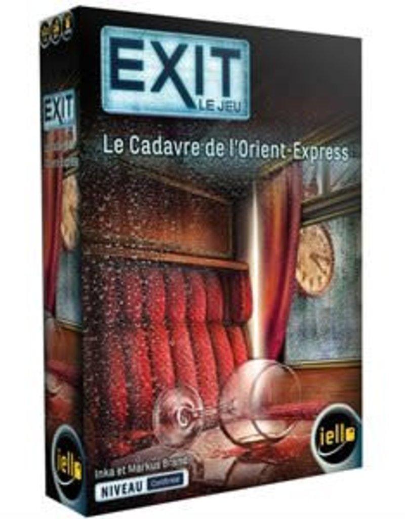 Iello Exit: Le Cadavre de L'Orient-Express (FR)