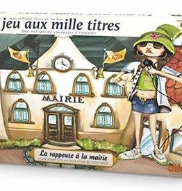 Oya Le Jeu Aux Mille Titres (FR) (Commande Spéciale)