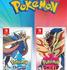 Pokemon Pokemon: Sword & Shield (Booster) (EN)