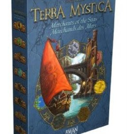 Z-Man Games, Inc. Terra Mystica: Ext. Merchants Of The seas (ML)