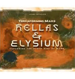 Intrafin Games Terraforming Mars: Ext. Hellas & Elysium (EN)