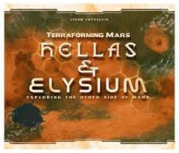 Terraforming Mars: Ext. Hellas & Elysium (EN)