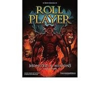 Roll Player: Ext. Monsters and Minions (EN)