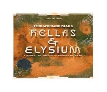 Terraforming Mars: Ext. Hellas & Elysium (FR)