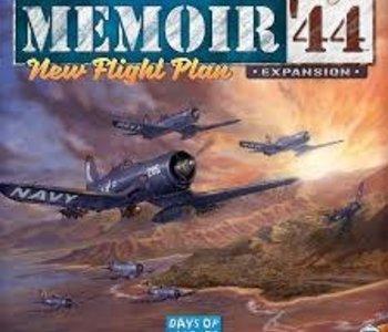 Memoir'44 : Ext. New Flight Plan (FR)
