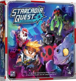 CMON Limited Starcadia Quest: Ext. Arrrmada (EN)
