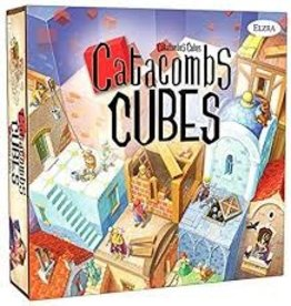 Elzra Game Catacombs Cubes (EN)