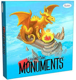Elzra Game Catacombs Cubes: Monuments (EN)