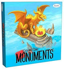 Catacombs Cubes: Monuments (EN)