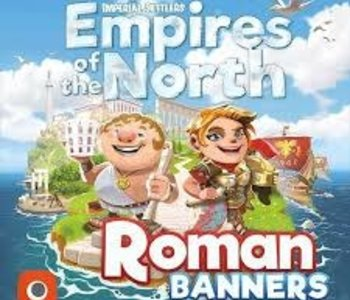 Imperial Settlers: Empires Of The North: Ext. Roman Banners (EN)