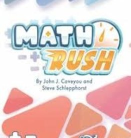 Genius Games Math Rush (EN)
