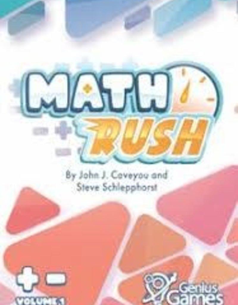 Genius Games Math Rush (EN)