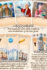Alley Cat Games Chocolate Factory: Ext. Master Chocolatier Mini Pack (EN)