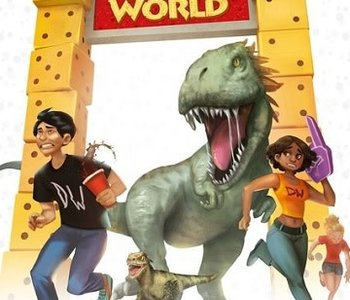 Welcome To Dino World Deluxe Add On (EN)