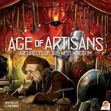Architects Of The West Kingdom: Ext. Age Of Artisans (EN)