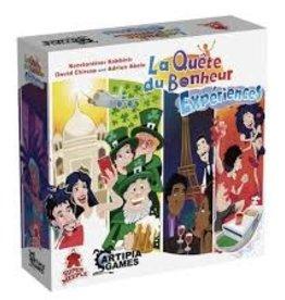 Artipia Games La Quête Du Bonheur: Ext. Expériences (FR)