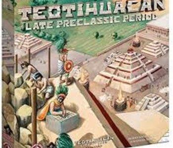 Teotihuacan: Ext. L'Age Préclassique (FR)