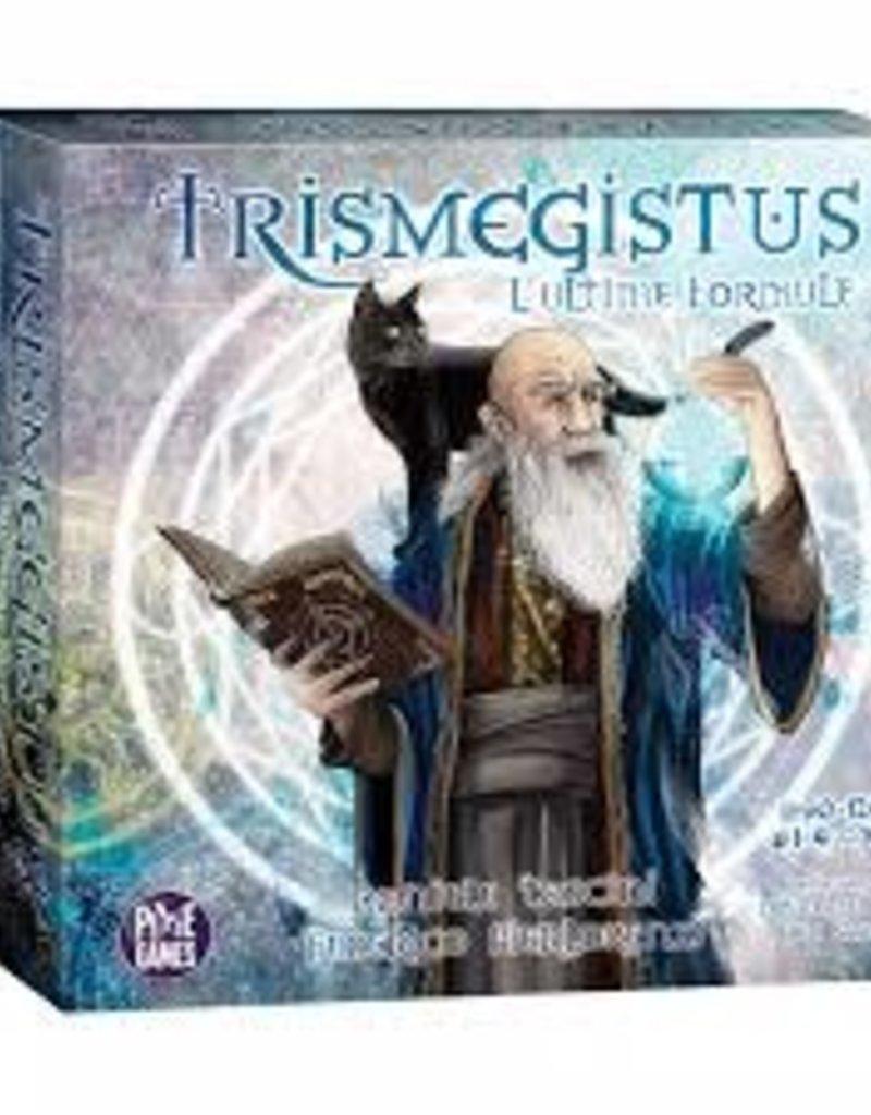 PixieGames Trismegistus: L'Ultime Formule (FR)