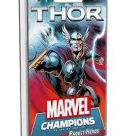 Fantasy Flight Games Marvel Champions Le Jeu De Cartes: Ext. Thor (FR)