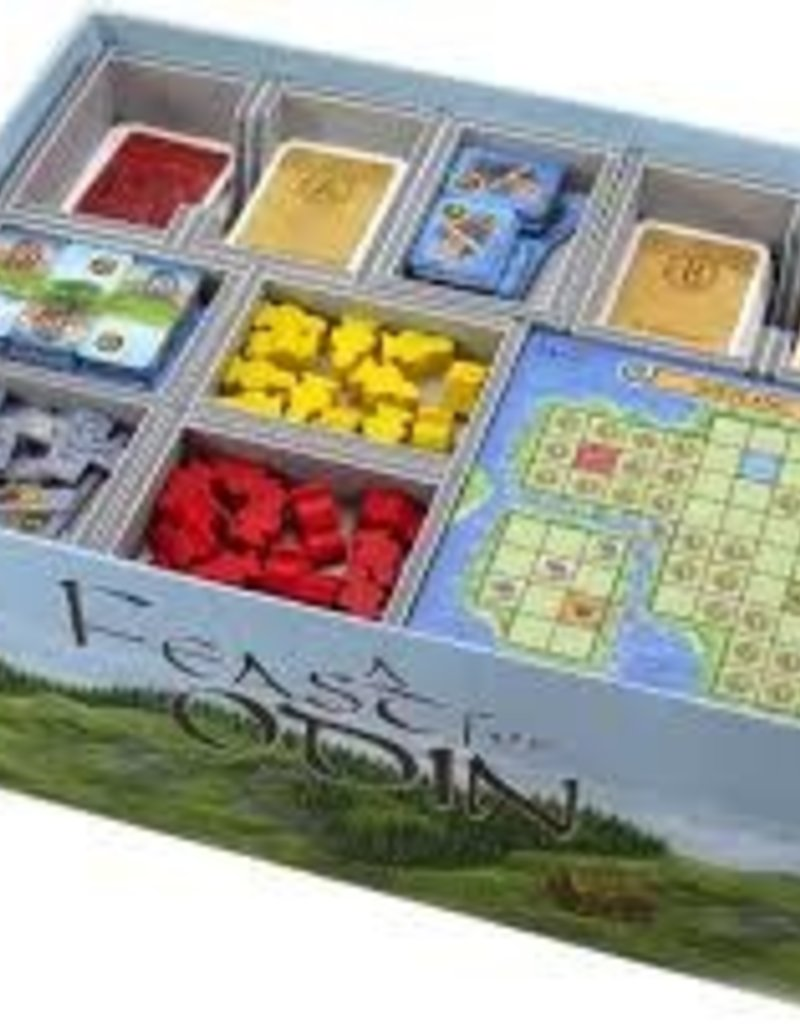 Folded Space Folded Space: A Feast For Odin