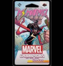 Fantasy Flight Games Marvel Champions: Le Jeu De Cartes: Ext. MS. Marvel Paquet Héros (FR)