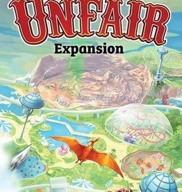 Good Games Unfair: Ext. Alien, B-movie, Dinosaur, Western (EN)