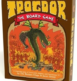 Greater Than Games Trogdor: The Board Game! (EN)