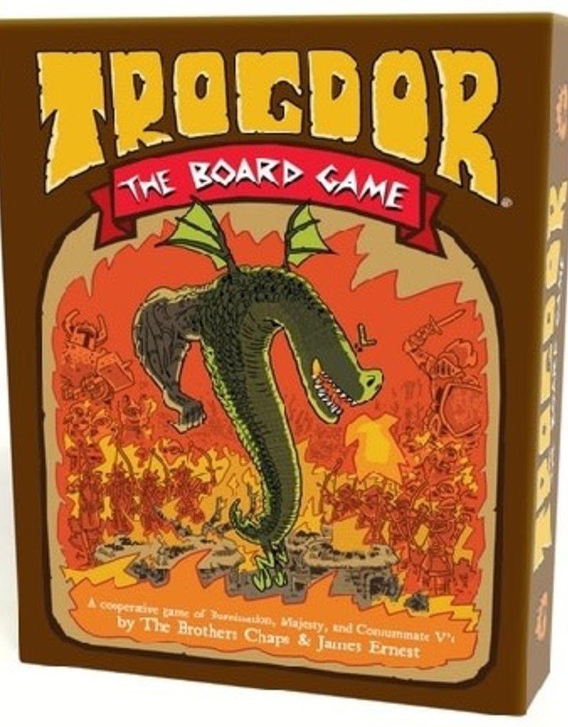 Greater Than Games Trogdor: The Board Game! (EN)