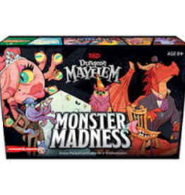 Avalon Hill Dungeon Mayhem: Monster Madness (EN)