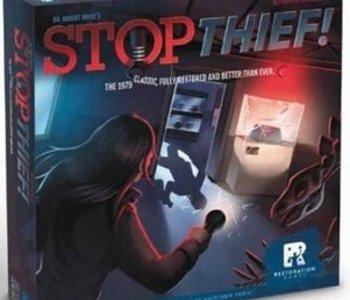 Stop Thief !: 2ème Édition (EN)