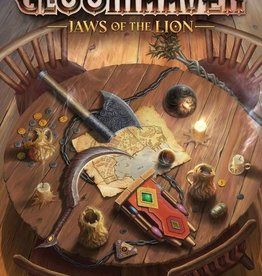 Cephalofair Games Précommande: Gloomhaven: Jaws Of The Lion (EN)