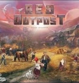 Lifestyle Boardgames Précommande: Red Outpost (EN)