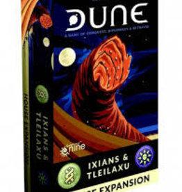 Gale Force Nine Précommande: Dune: Ext. Ixians And Tleilaxu House (EN)