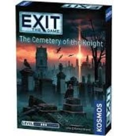Thames & Kosmos Précommande: Exit: The Cemetery Of The Knight (EN)