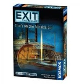 Thames & Kosmos Exit: Theft On The Mississippi (EN)