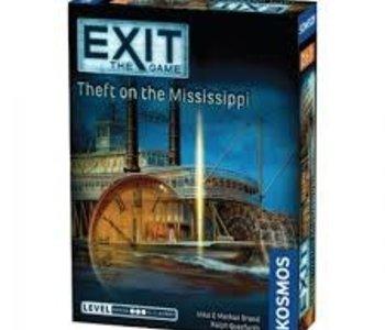 Exit: Theft On The Mississippi (EN)