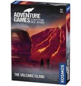 Thames & Kosmos Précommande: Adventure Games: The Volcanic Island (EN)