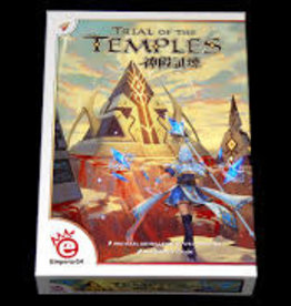 Greater Than Games Précommande: Trial Of The Temples (EN)