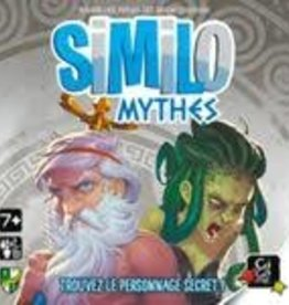 Ghenos Games Précommande: Similo: Myths (FR)