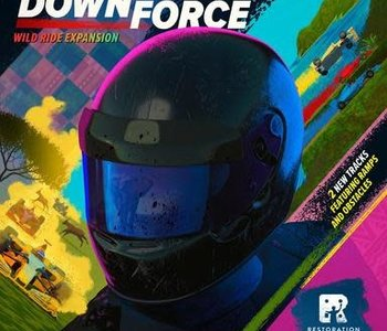 Downforce: Ext. Course Sauvage (FR)