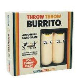 Exploding Kittens Précommande: Throw Throw Burrito (FR)