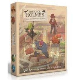 Space Cowboys Précommande: Sherlock Holmes: Baker Street Irregulars (FR) Q2 2021
