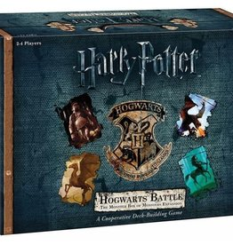 USAopoly Précommande: Harry Potter Hogwarts Battle: Ext.  The Monster Box Of Monsters (FR) Octobre2020