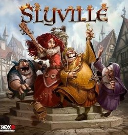 Ares Games Précommande: SLYVILLE (EN)
