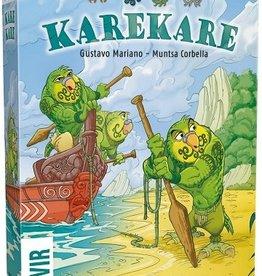 Devir Games Précommande: Karekare (EN)