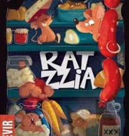 Devir Games Précommande: RATZZIA (EN)